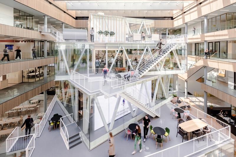 ASICS opens new EMEA headquarters in